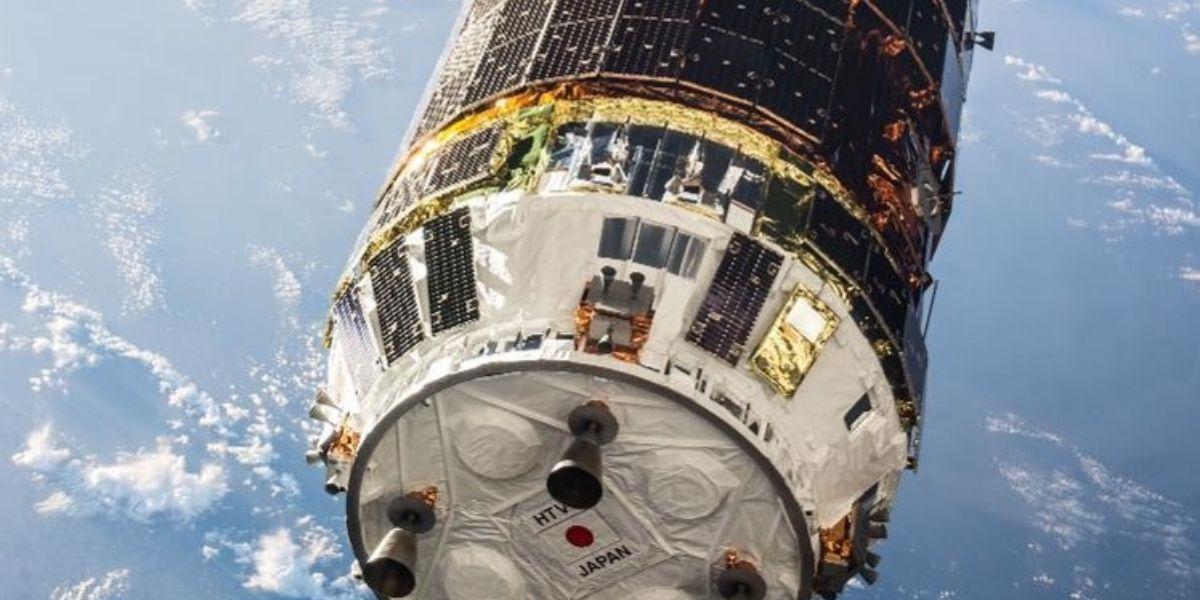 Japan Aerospace Exploration Agency's (JAXA) sixth H-II Transfer Vehicle (HTV)