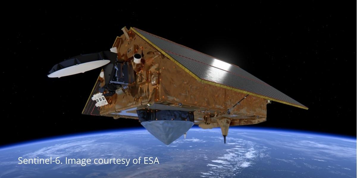 Copernicus satellite Sentinel-6 Michael Freilich ('Sentinel-6')